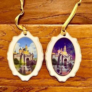 Disneyland Ornaments